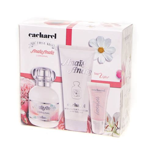 cacharel anais anais 30ml edt eau de toilette gift set