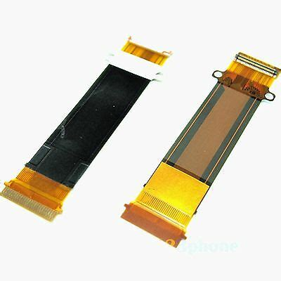 2 Lcd Cable Flex By Unikmall brand new lcd flex cable ribbon replacement for sony