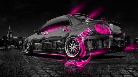 subaru pink subaru impreza jdm fire crystal car 2013 el tony
