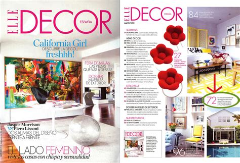 decorator magazine elle decor magazine baldridge landscape baldridge
