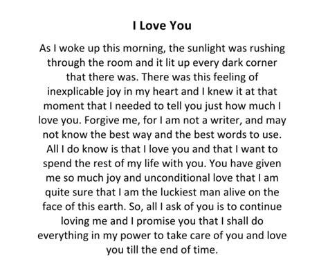 I You Letter For
