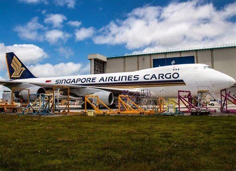 by swiss aviation on instagram for big cargo singapore airlines cargo b747 freighter cargo