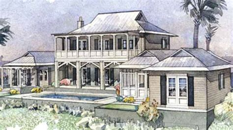 coastal living home plans palm garden retreat coastal living southern living house plans