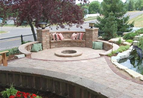Patios With Pits by 17 Best Images About Ideas For The House On