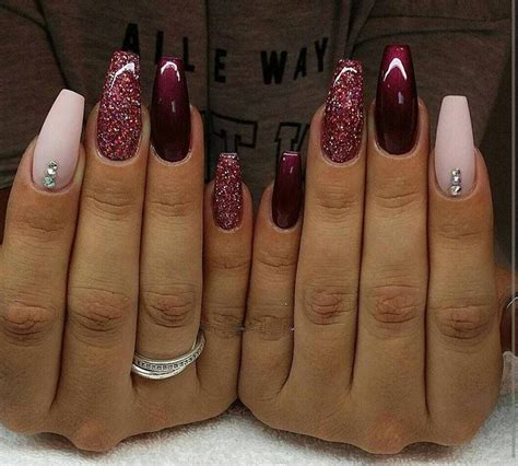 winter nail colors on pinterest winter nails nail gorgeous nails for november december winter nails http