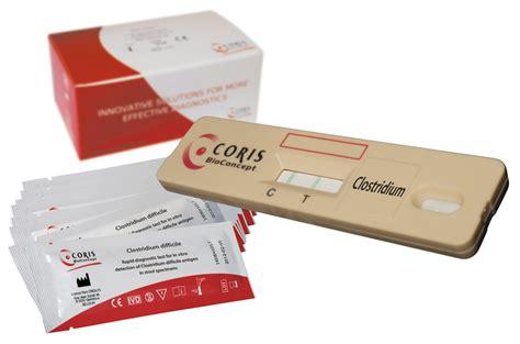 clostridium difficile rapid diagnostic test