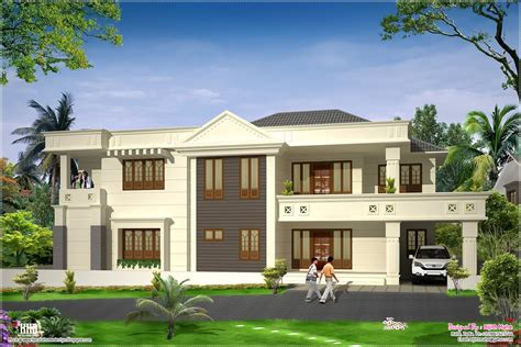 Exclusive House Plans by February 2013 Kerala Home Design And Floor Plans
