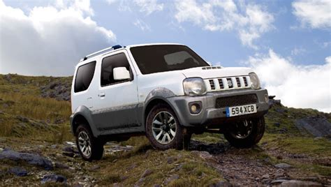 Top Gear Suzuki Jimny Suzuki Uk Gives The Jimny More Style With This Adventure