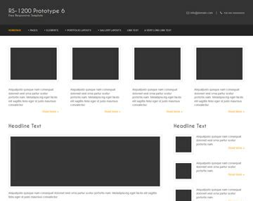 free os templates mixin website template free website templates os templates