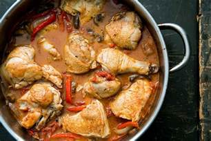 chicken cacciatore hunter style chicken recipe simplyrecipes com