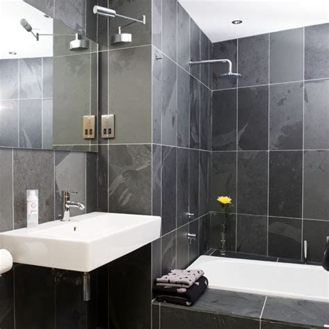 monochrome bathroom ideas monochrome bathroom scheme bathroom colour schemes housetohome co uk