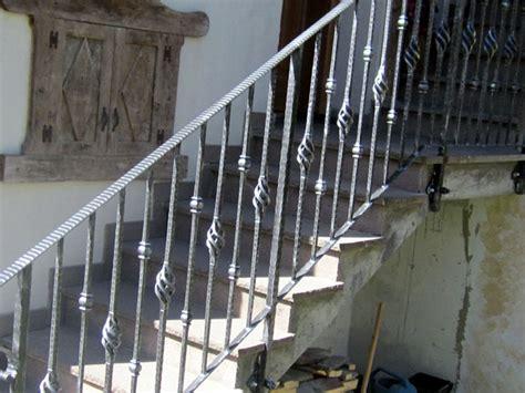 ringhiera scala esterna tecnofer carpenteria e arredamenti industriali su misura