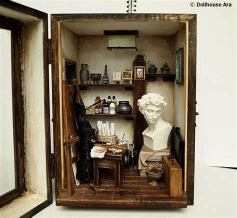 doll house studio 17 best images about miniatures unusual containers on pinterest the smalls