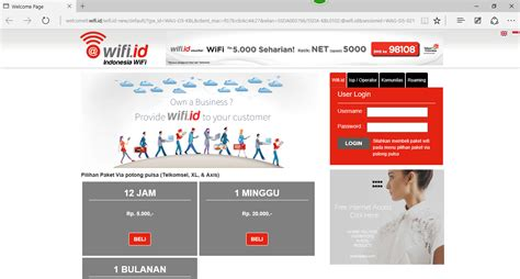 Baru Wifi Id auto login wifi id terbaru 2015 azril security31