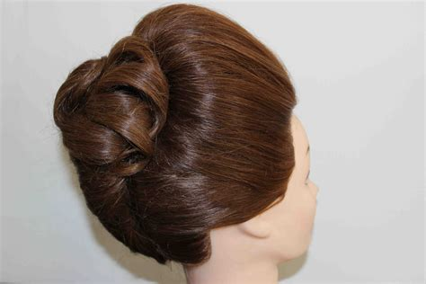 large hair pleats hairstyles french pleat images