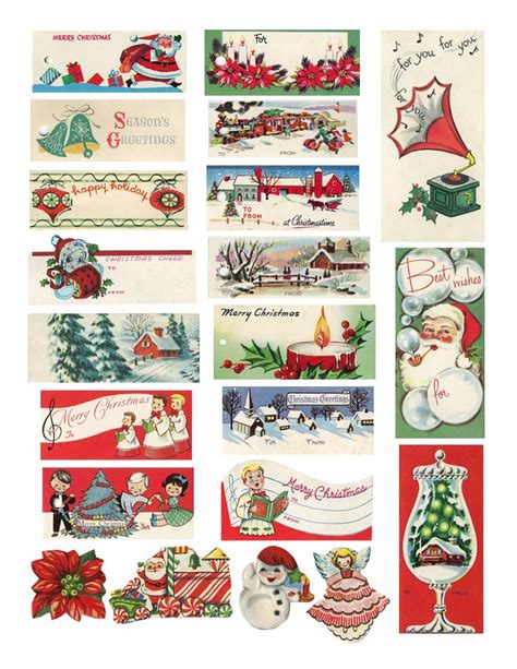 printable christmas swing tags 172 best holidays 4 consignment resale shops images on