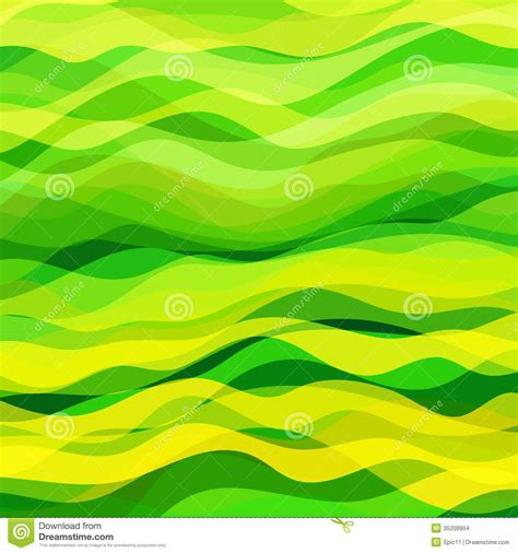 Background Design Green And Yellow | abstract wavy background stock photo image of flowing