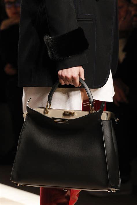 Fashion Bag Axs 02 fendi fall winter 2017 runway bag collection spotted fashion