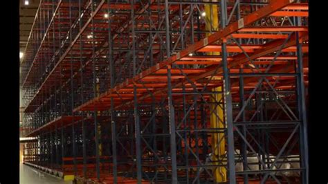 used frazier structural pallet rack for sale in california