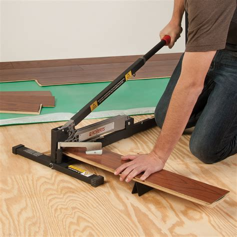 Wood & Laminate Flooring Cutters   Roberts Consolidated