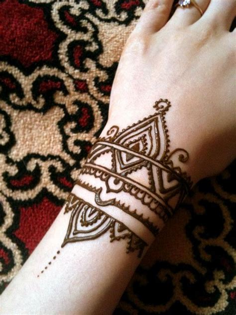 henna tattoo placement henna style wrist tattoo placement for a actual tattoo