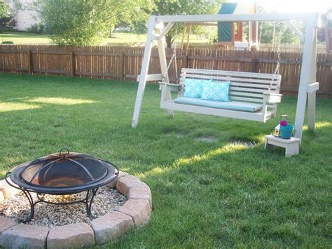 fire pit surrounded by swings 25 best ideas about fire pit swings on pinterest fire
