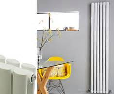 Custom Design Kitchens Vertical Radiators Designer Vertical Radiators To The