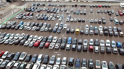 Auto Expo Steinbach by Fernwald Steinbach Germany July 28 2016 Aerial View
