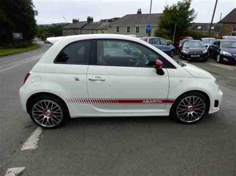Fiat 500 Abarth Dealers Fiat 2010 500 1 2 S S Sport 3 Door Black Car For Sale