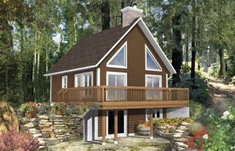 house plans square and cottages on