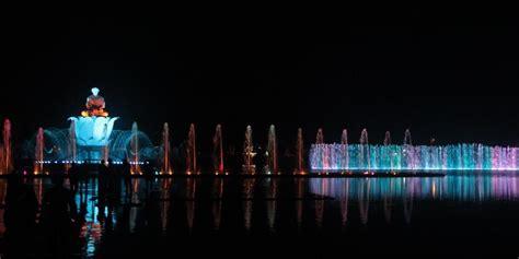 Air Mancur Berpadu warna warni air mancur terbesar di asia tenggara discuz id media informasi terbaru news