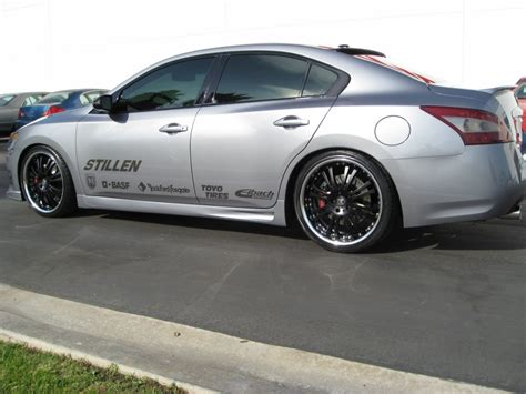 hooked up nissan maxima stillen 7th for sema page 2 maxima forums