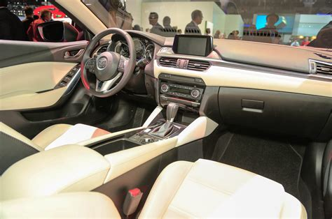 Mazda 6 Sand Interior by Pin White Sand Submited Images Pic 2 Fly On
