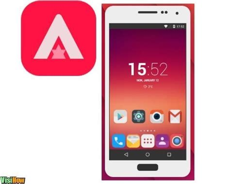 turn android into iphone turn an android into an iphone adrasta vs alos vs beluk icon pack and 1 more visihow