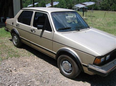 all car manuals free 1984 volkswagen jetta transmission control purchase used 1984 vw jetta turbo diesel 5 speed w ac in mountainburg arkansas united states