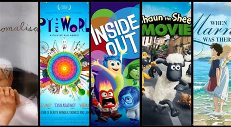 nominasi film animasi terbaik oscar 2014 oscar 2016 prediksi pemenang kategori film animasi