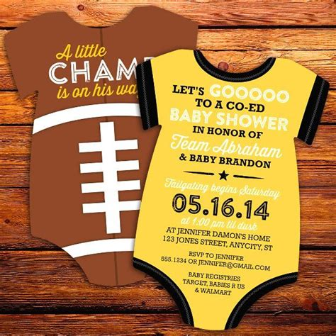 Baby Shower Invitations Sports Theme by Sports Themed Baby Shower Invitations Fresh Baby Gift