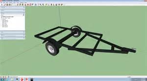 Home Design 3d Trailer Northern Tool Trailer Sketchup Model Teardrop Builder