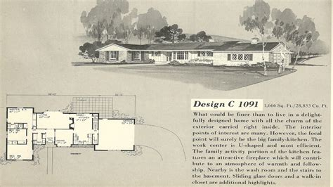 small retro house plans vintage 1960s house plans small victorian house plans