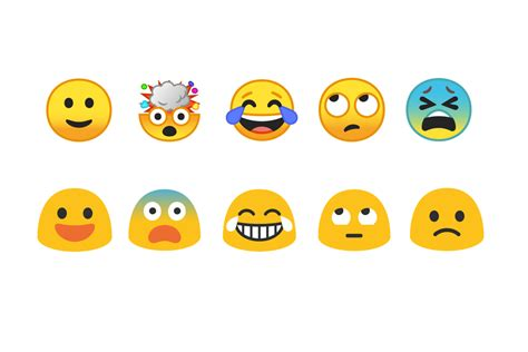 free emojis for android why do so many dislike the blob emojis android