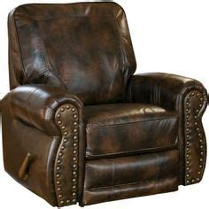 Cabelas Recliner by Cabelas On Lodges Antlers And Leather Recliner