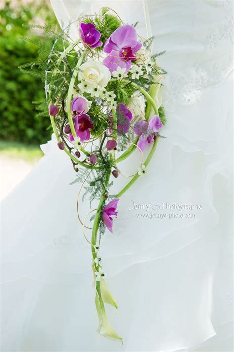 Marriage Bouquet by 1000 Boutonni 232 Re D Orchid 233 Es Sur Bouquets D