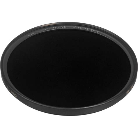 B W 77mm 3 0 Nd 110 Filter b w 77mm sc 110 solid neutral density 3 0 filter 65