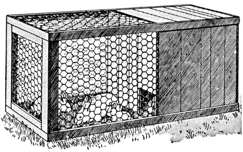Animates Rabbit Hutch hutch clipart