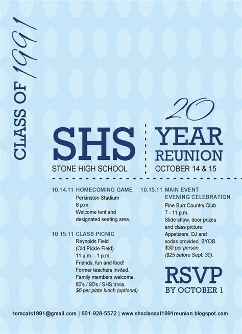 25 Best Ideas About Class Reunion Invitations On Pinterest High School Class Reunion Class Class Reunion Invitation Template