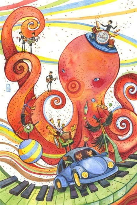 octopus s garden the beatles