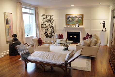 living room new york new york city julie warburton design