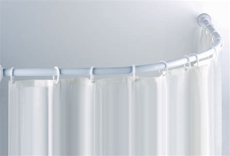 Curved Shower Curtains Curtain Awesome Curved Shower Curtain Rod Curved Shower Rod Corner Shower Curtain Rod