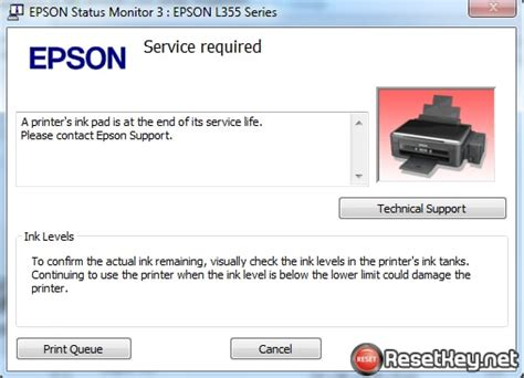 wic reset for epson l100 reset epson l111 printer using free wic reset key