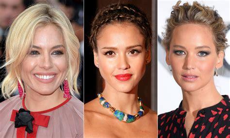Pasaran Belleza peinados de celebrity 10 recogidos que nunca pasan ni